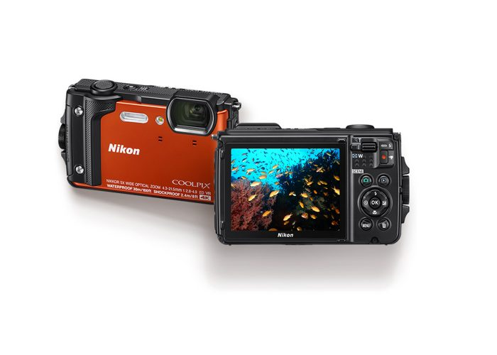 Nikon Coolpix W300 Review HERO