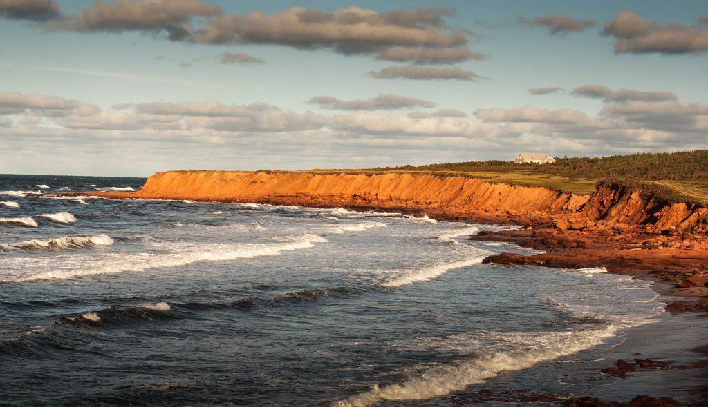 prince edward island coast