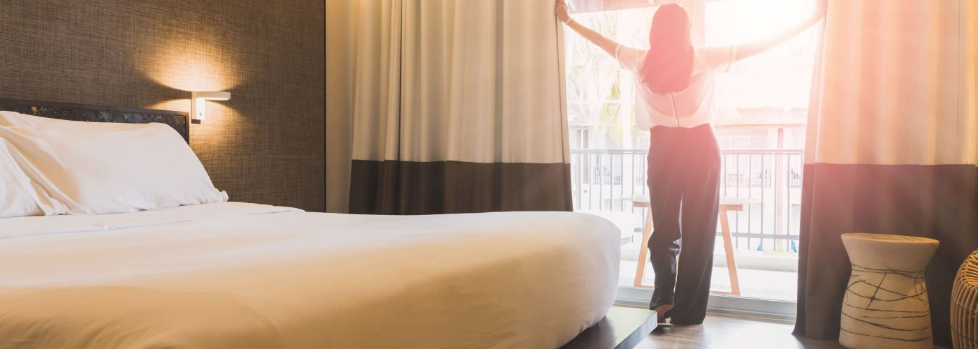 hotel rooms around the world