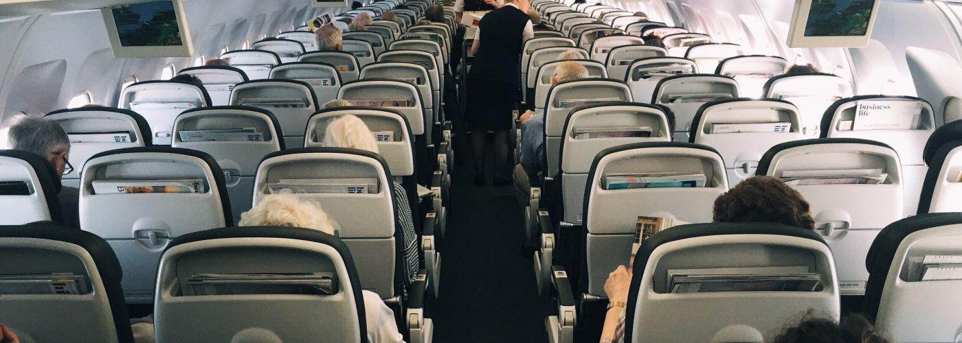 safest part of the plane