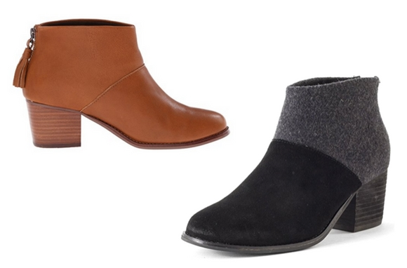TOMS leila boots