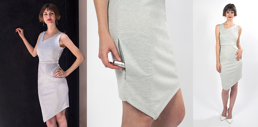 betabrand no-sweat cocktail dress