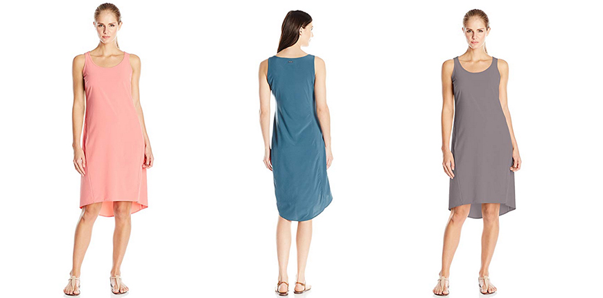 columbia departure point dress