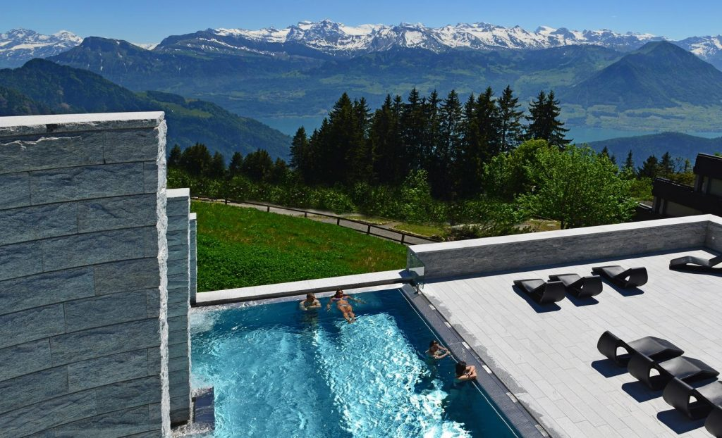 Hotel rigi kaltbad mountain hotel