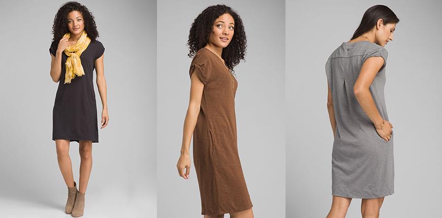 prana taxco dress