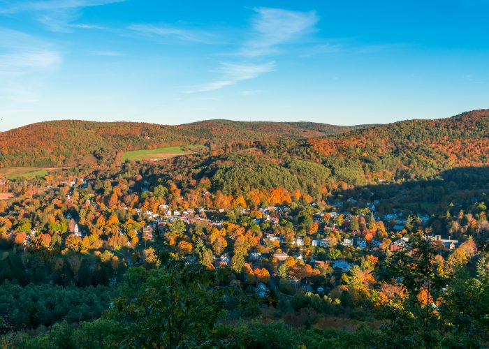 How to Do a Fall Weekend in Woodstock, Vermont