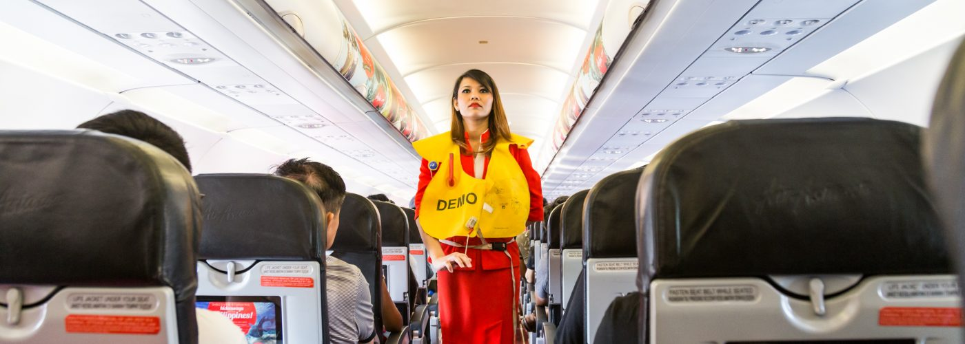 10 Ways To Make Your Flight Attendant Friend