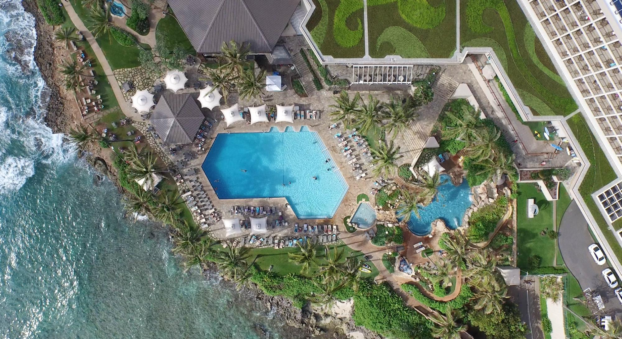 Turtle bay resort in oahu, hawaii - all inclusive usa