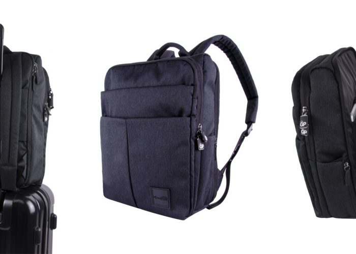 Genius Pack Commuter Backpack Review: A Sleek and Organized Personal Item