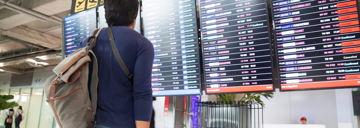 Airlines Already Owe Travelers Almost $300 Million for Disrupted Flights in 2018