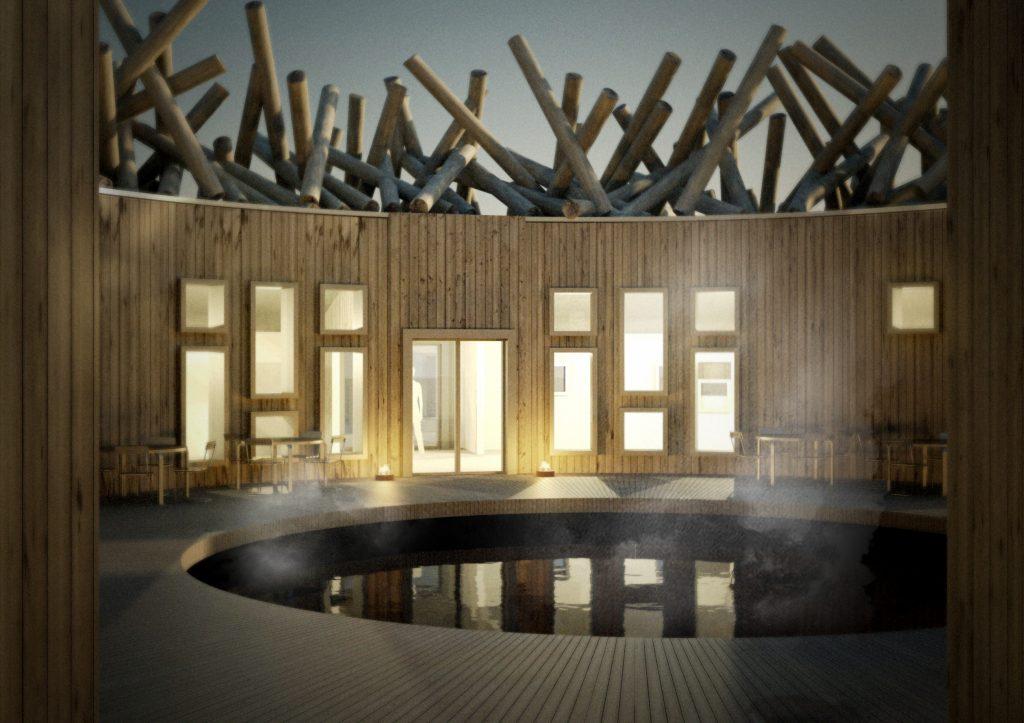 hydrotherapy spas arctic bath
