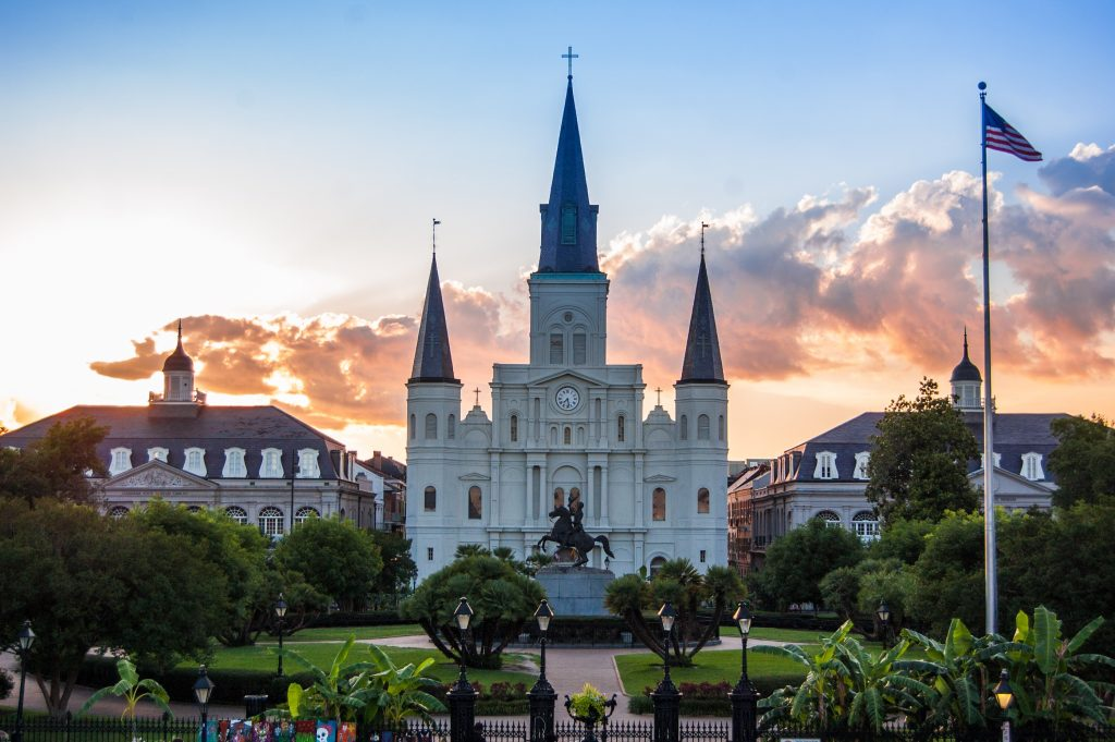New orleans alternative vacations winter