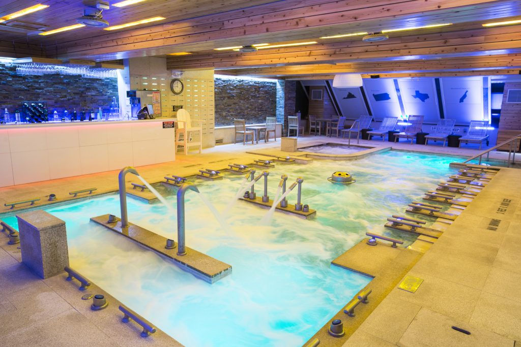 10 Coolest Hydrotherapy Spas in the World | SmarterTravel