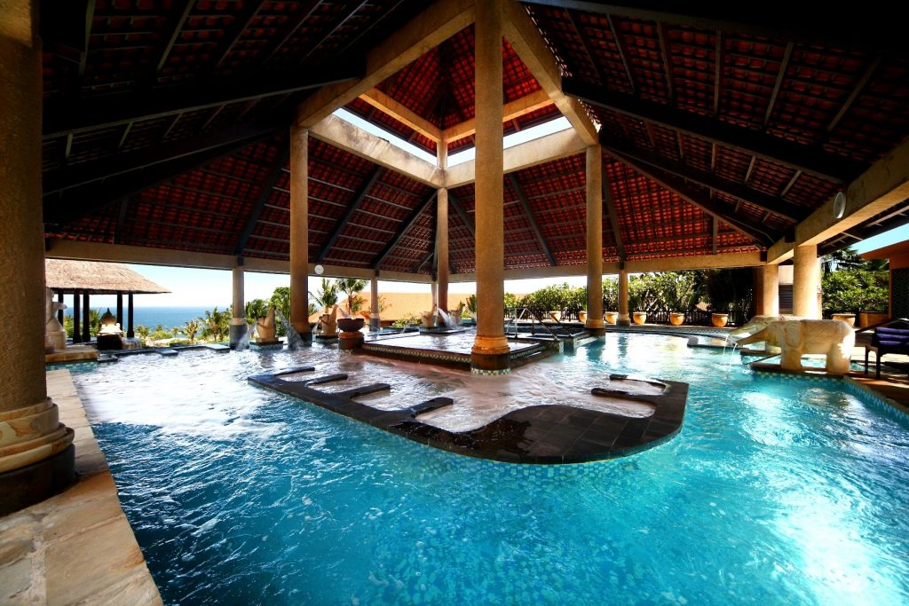 hydrotherapy spas ayana resort and spa bali