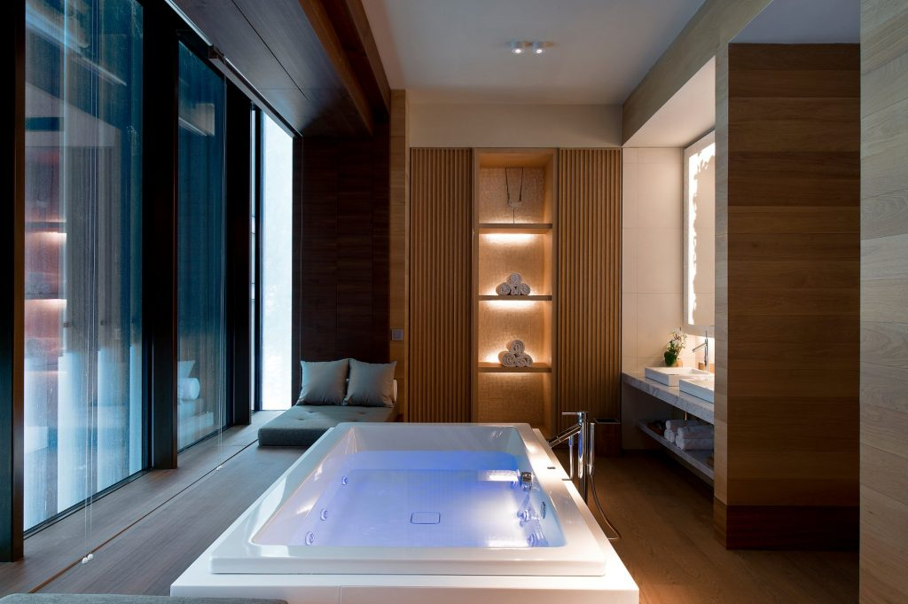 hydrotherapy spas spa at the chedi andermatt