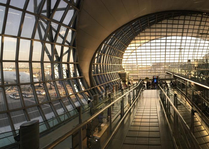 The Top 10 Airports in the U.S. and the World