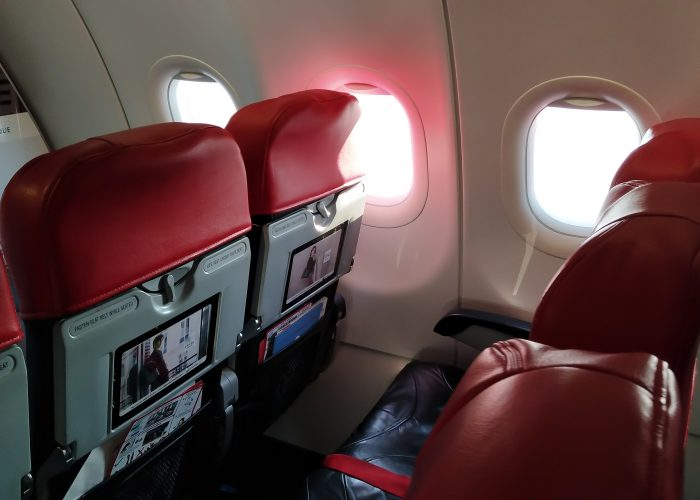 To Avoid Getting Sick When Flying, Choose This Seat