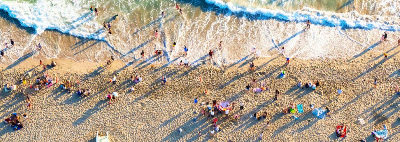 los angeles beach hotels