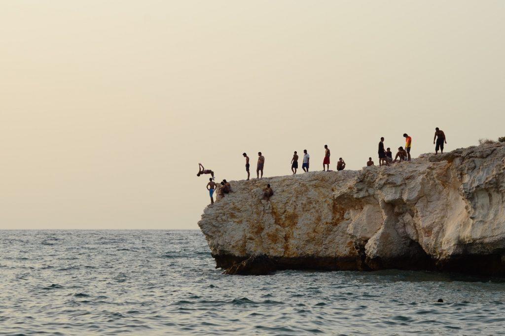 Oman beach middle east travel