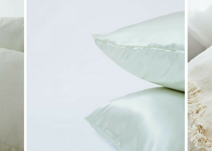 Grace Eleyae Satin Pillowcase