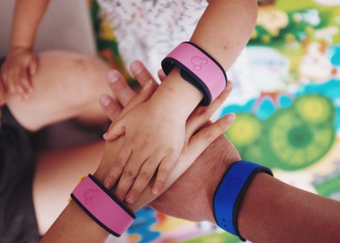 disney wrist bands