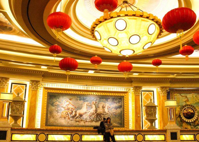Coming to Caesars Palace: Daily Room Checks