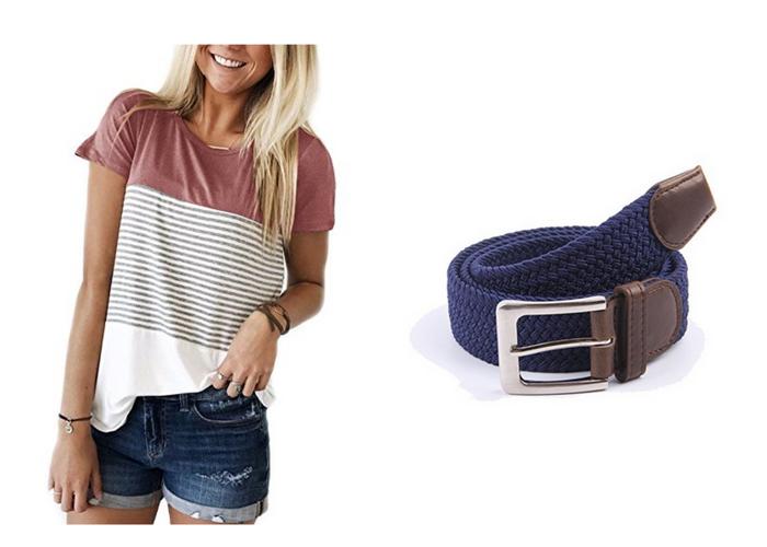 nautical inspired clothing