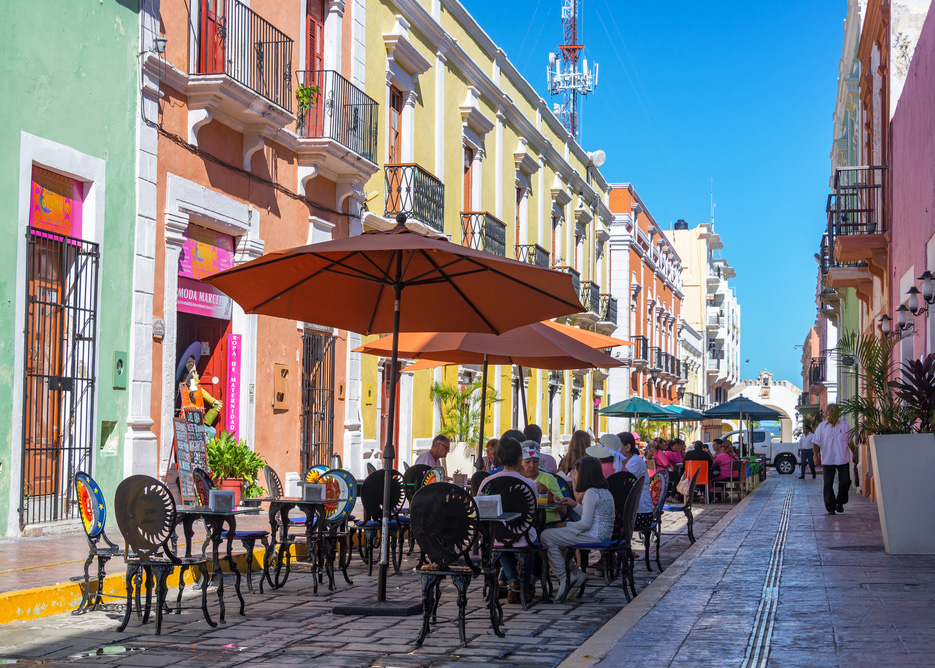 Campeche, mexico is safe for travelers to visit