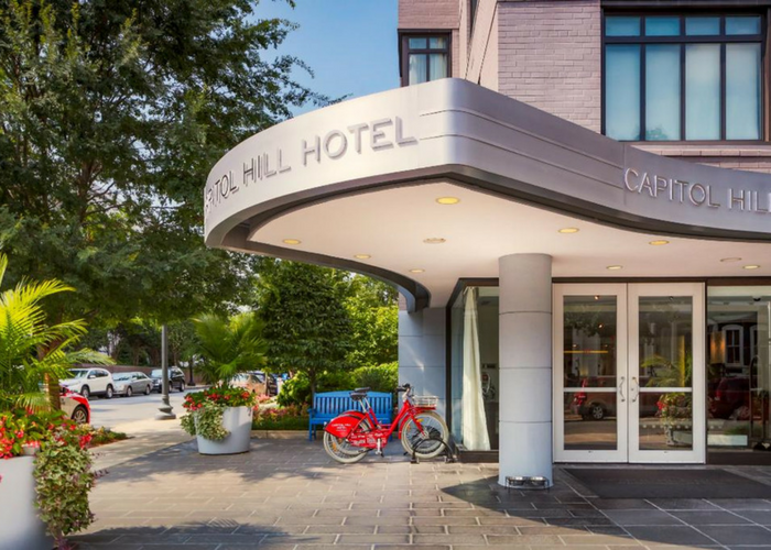best hotels in washington dc