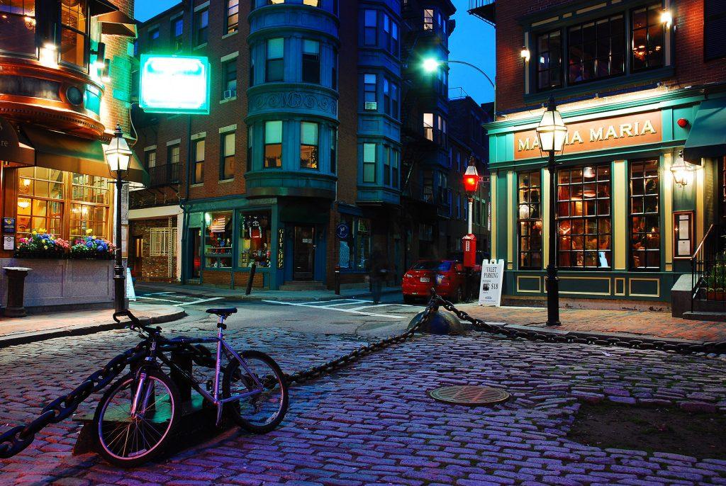 italian restaurants in boston
