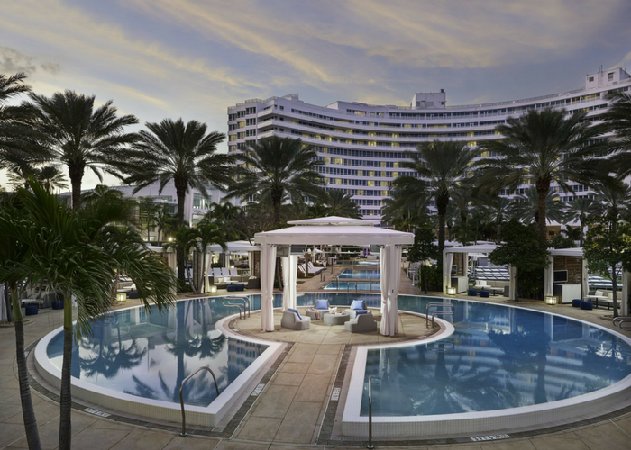 miami beachfront hotels