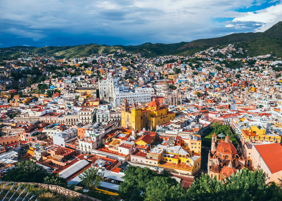 Guanajuato, mexico is safe to visit