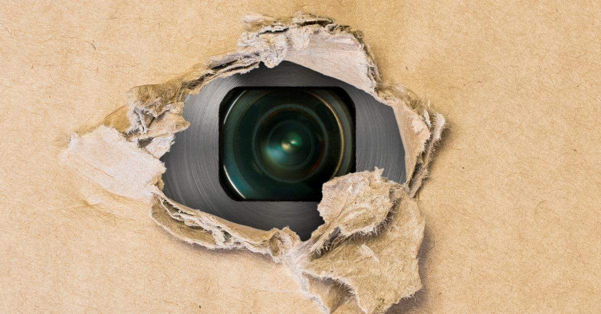 Reallife Hidden Camera