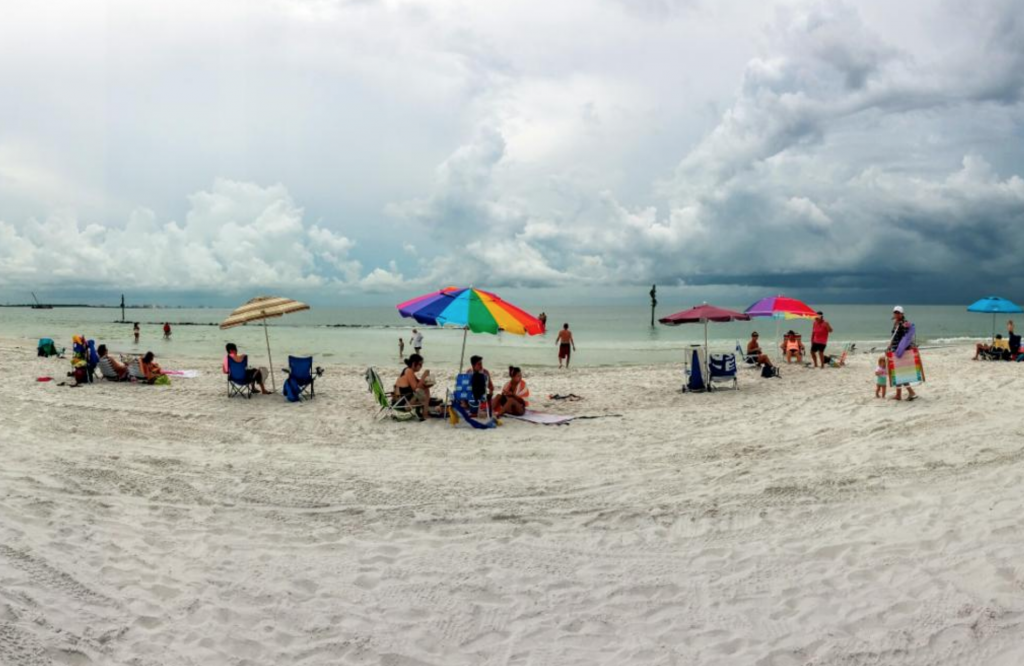The 10 Best Beaches In Tampa