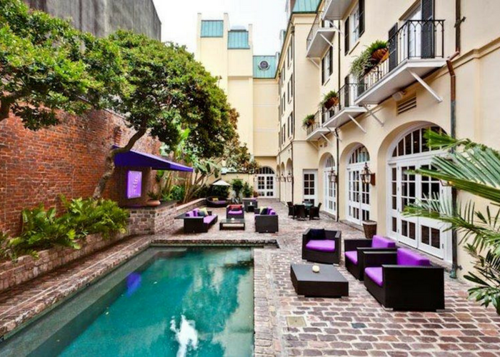 best hotels in new orleans
