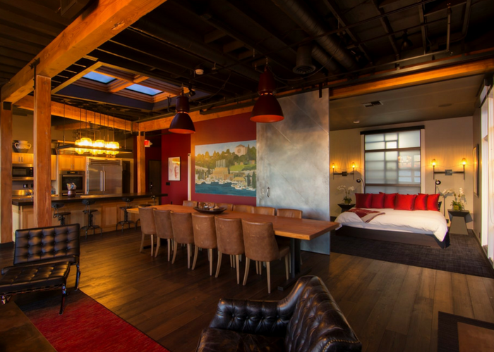 best hotels in seattle