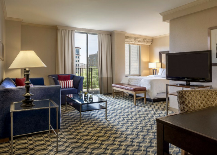 cheap hotels in washington dc