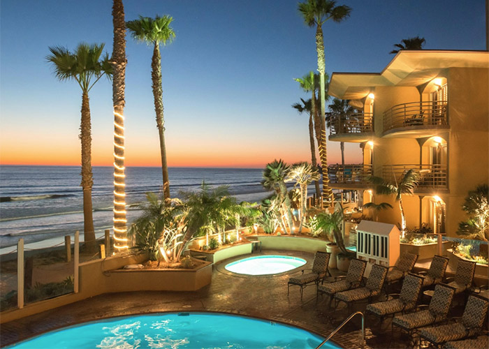 The Top 10 San Diego Hotels On The Beach Smartertravel