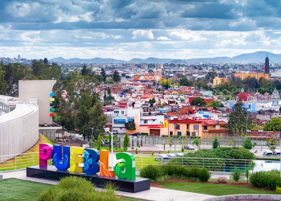 Puebla, mexico is safe for travelers