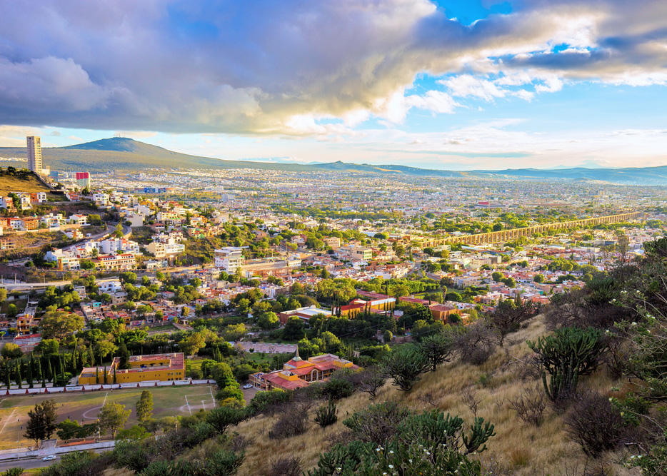 Queretaro, mexico is safe to visit