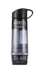 Brita 23.7 OZ Hard Sided Filter Water Bottle