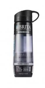 Brita 23.7 OZ Hard Sided Filter Water Bottle