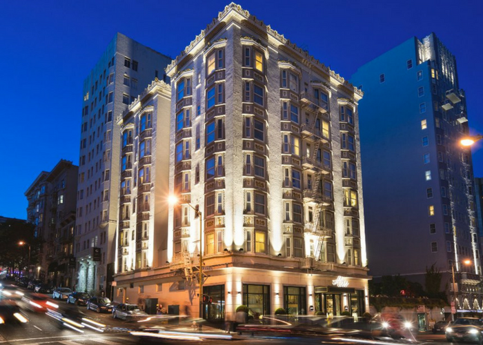 boutique hotels in san francisco