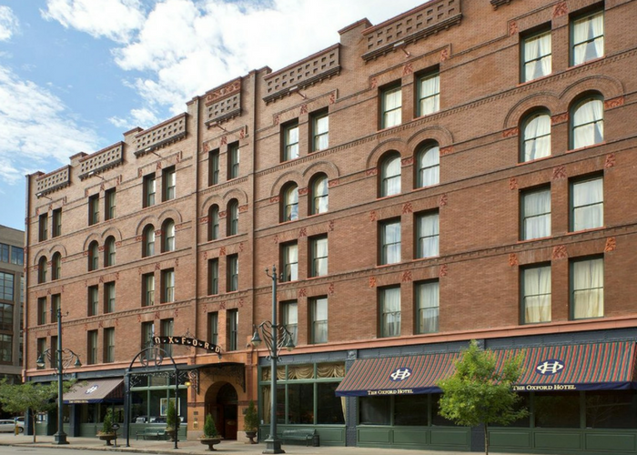 luxury hotels in denver