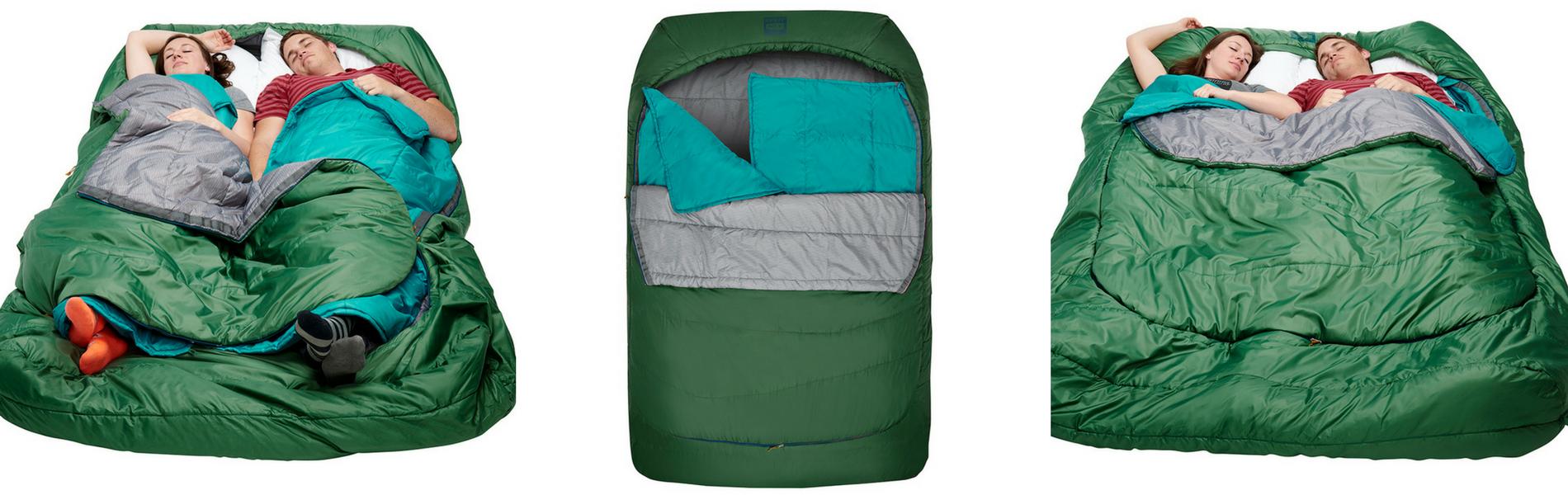 Kelty Tru Comfort Doublewide 20 Sleeping Bag Review