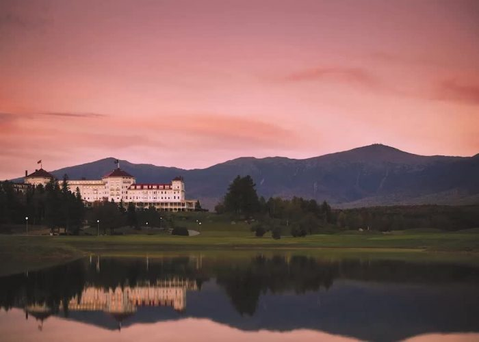 Hotel Spotlight: Omni Mount Washington