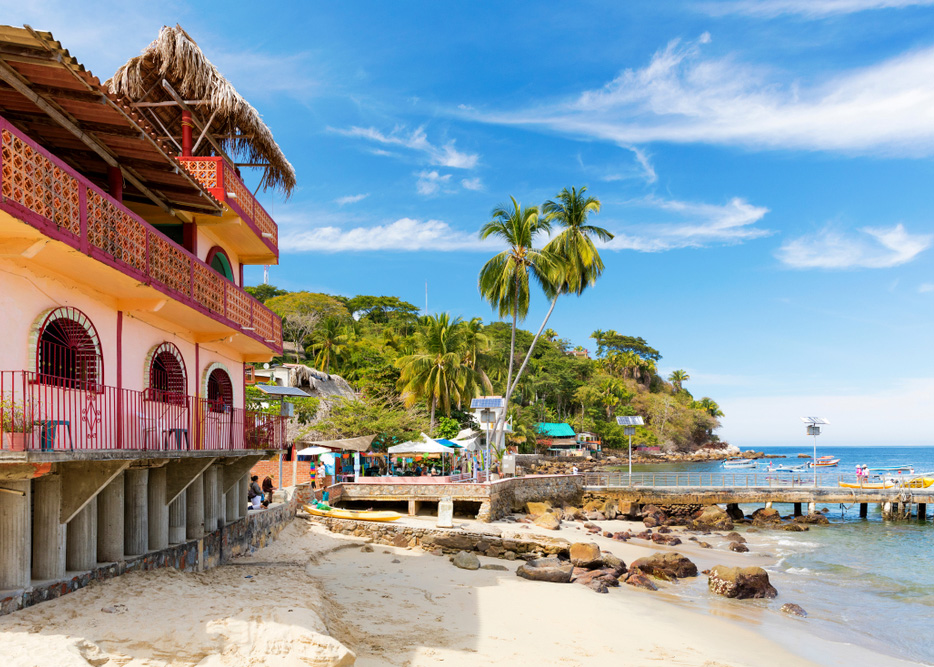 Yelapa, mexico is safe to visit