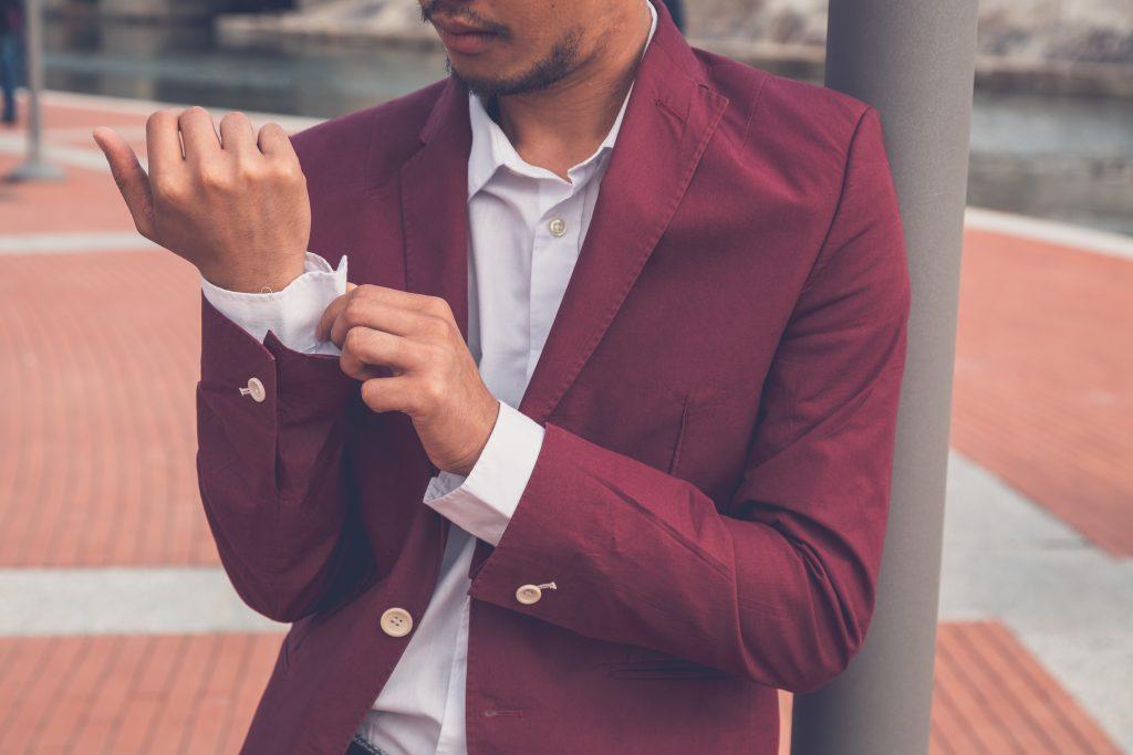 blazer nyc outfit