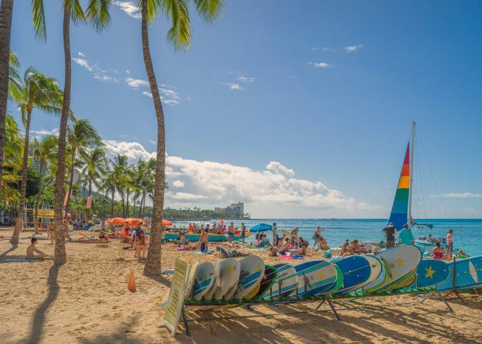 best beaches in honolulu