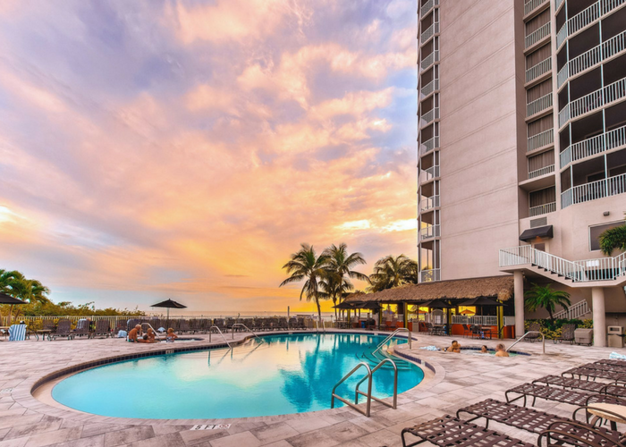 fort myers beach resorts
